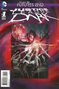 Justice League Dark: Futures End #1, NM (Stock photo)