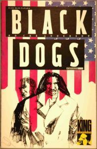 Black Dogs #1 FN; Fantagraphics | save on shipping - details inside