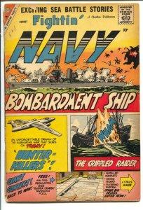 Fightin' Navy #88 1959-Charlton-Sam Glanzman cover & story art-WWII stories-VG-