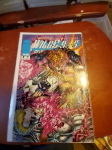 WildC.A.T.s: Covert Action Teams #7 (1994)