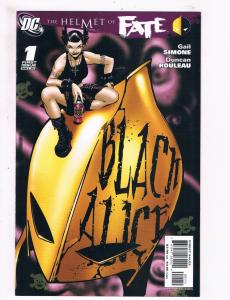 The Helmet Of Fate Black Alice # 1 NM 1st Print One Shot Gail Simone Issue S62