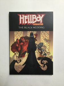Hellboy Animated The Black Wedding Tpb Softcover Sc Near Mint Nm Dark Horse