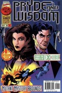 X-MEN: PRYDE AND WISDOM #1