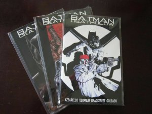 Batman Deathblow After the Fire #1 to #3 - VF - 2002