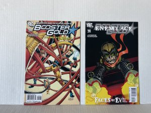 Booster Gold #15 and 16 (2009)