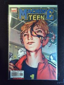 Machine Teen #1 (2005)