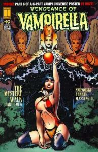 Vengeance of Vampirella (1994 series) #19, NM- (Stock photo)