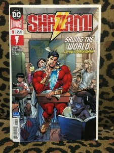 SHAZAM! - DC - 13 ISSUES within #1-14 - 2019-20 - VF
