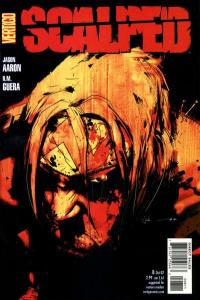 Scalped #8, VF+ (Stock photo)