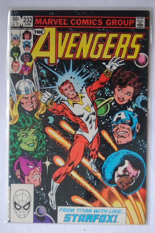 The Avengers, 232