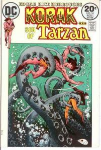 KORAK SON OF TARZAN 54 VF-NM    Nov. 1973 COMICS BOOK
