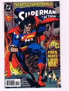 Action Comics #699 VF DC Comics Comic Book Superman Stern 1994 DE11