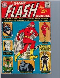 Flash Annual #1 (1963)