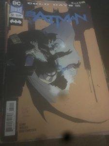 Batman #51 (2018) Cold Days Mint