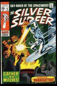 Silver Surfer #12 FN 6.0 Marvel Comics