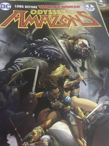 DC Odyssey of the Amazons #1 Mint