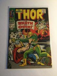 Thor 147 Fine fn 6.0 Marvel