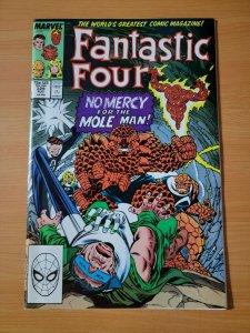 Fantastic Four #329 Direct Market Edition ~ NEAR MINT NM ~ 1989 MARVEL COMICS