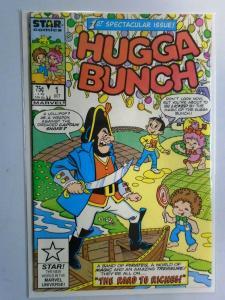 Hugga Bunch (1986 Marvel/Star Comics) #1, Direct Edition 8.5/VF+ (1986)