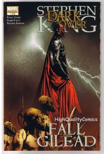 STEPHEN KING : DARK TOWER - FALL of GILEAD #1-6, NM, 2009, 2 3 4 5 , Jae Lee