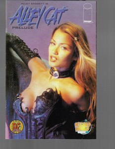 Alley Cat #1i (Image, 1999) DFE Prelude Wizard World Chicago 1999 Edition