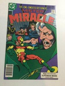 Mister Miracle 19 Nm Near Mint DC Comics