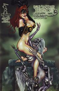 TAROT WITCH of the Black Rose #105, NM, Jim Balent, more in our store, A