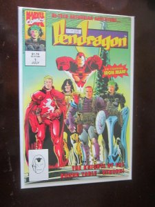 Knights of Pendragon (1992 2nd Series) #1 - 8.0 VF - 1992