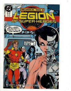 Legion of Super-Heroes #42 (1988) J609