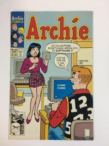 ARCHIE  (1942-     )424 VF-NM  Jun 1994 COMICS BOOK