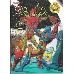 1993 Valiant Era X-O MANOWAR #12 - Card #71