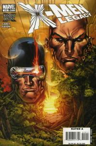 X-Men: Legacy #215 VF/NM; Marvel | save on shipping - details inside
