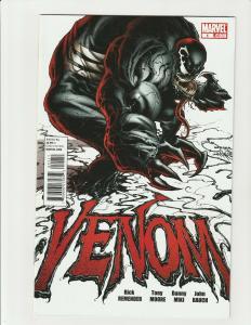 Venom #1 (Marvel 2011) 1st Agent Venom Series Flash Thompson 1st Print