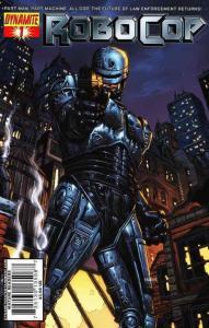 Robocop (Dynamite) #1B VF/NM; Dynamite | save on shipping - details inside