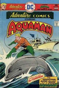 Adventure Comics (1938 series) #443, Fine+ (Stock photo)