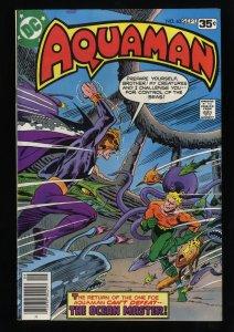 Aquaman #63 NM- 9.2