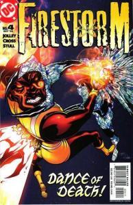 Firestorm (2004 series) #4, NM (Stock photo)