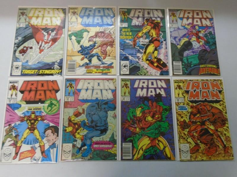Avengers, Iron Man & Flash Comic Lot 226 different books