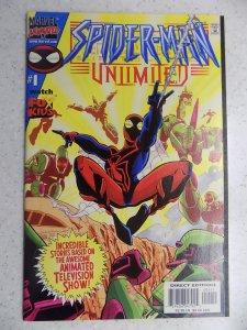 SPIDER-MAN UNLIMITED # 1