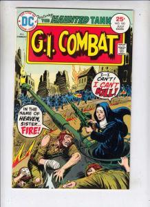 G.I. Combat #180 (Jul-75) VF/NM High-Grade The Haunted Tank