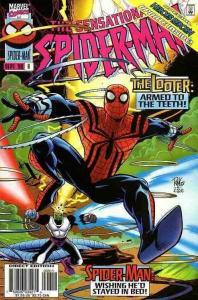 SENSATIONAL SPIDER-MAN (1996 MARVEL) #8 NM- A89397