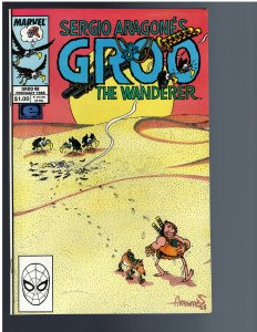 Sergio Aragone's Groo the Wanderer #48 (1989)