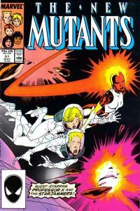 New Mutants (1983 series) #51, NM- (Stock photo)