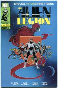 ALIEN LEGION #1 2 3 4 5 6 7 8 9 10 11 12-20, VF/NM, 1984, 20 issues, Epic,Sci-fi