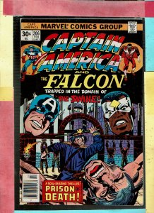 CAPTAIN AMERICA AND FALCON 206