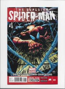 Superior Spider-Man 1 NM FW421