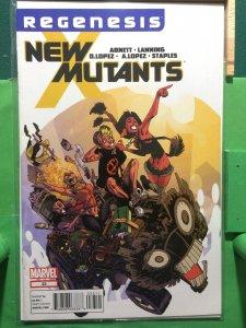 New Mutants #33 2009 series
