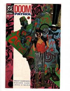 Doom Patrol #26 (1989) SR7