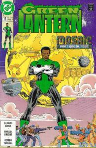 Green Lantern (3rd Series) #14 VF/NM; DC | save on shipping - details inside