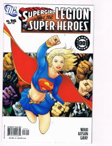 Supergirl And The Legion Of Super-Heroes # 16 DC Comic Book Superman!!!!!!!! S50